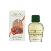 Aromatizēti eļļa Frais Monde Cassis And White Musk Perfumed Oil Perfumed oil 12ml