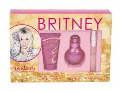 Parfumuotas vanduo Britney Spears Fantasy EDP 30ml (Rinkinys 2) Kvepalų ir kosmetikos rinkiniai