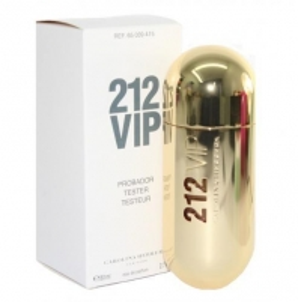 Parfumuotas vanduo Carolina Herrera 212 VIP EDP 80ml (testeris)