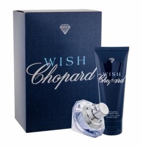 Parfumuotas vanduo Chopard Wish EDP 30ml (rinkinys) Kvepalų ir kosmetikos rinkiniai