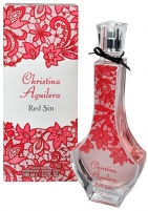 Parfumuotas vanduo Christina Aguilera Red Sin EDP 100ml