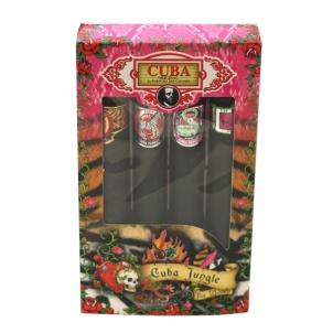 Parfumuotas vanduo Cuba Jungle EDP 35ml (Rinkinys) Kvepalų ir kosmetikos rinkiniai
