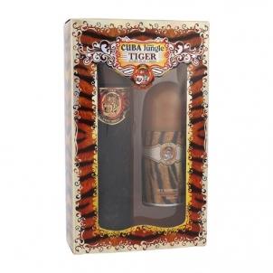 Perfumed water Cuba Tiger EDP 100ml (Set)