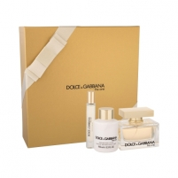 Perfumed water Dolce & Gabbana The One EDP 75ml (Set 3)