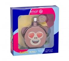 Parfumuotas vanduo Emoji Playful Monkey EDP 50ml Perfume for children