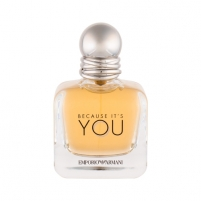 Parfumuotas vanduo Giorgio Armani Emporio Because It´s You EDP 50ml