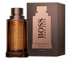 Parfumuotas vanduo Hugo Boss Boss The Scent Absolute EDP 50 ml Kvepalai vyrams