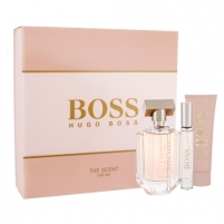 Perfumed water Hugo Boss Boss The Scent For Her EDP 100ml (Set 3)