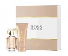 Parfumuotas vanduo Hugo Boss The Boss Scent For Her EDP 30 ml (Rinkinys 2)