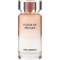 Parfumuotas vanduo Karl Lagerfeld Fleur De Pecher EDP 100 ml (testeris) Kvepalai moterims