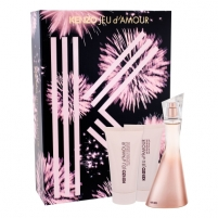 Perfumed water Kenzo Jeu d´Amour EDP 50ml (Set 3)