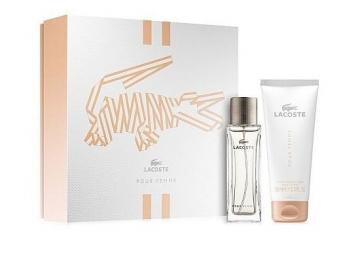 Parfumuotas vanduo Lacoste Pour Femme EDP 50ml (Rinkinys 2) Kvepalų ir kosmetikos rinkiniai