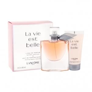 Parfimērijas ūdens Lancome La Vie Est Belle EDP 50ml (komplekts 2) Kvepalų ir kosmetikos rinkiniai