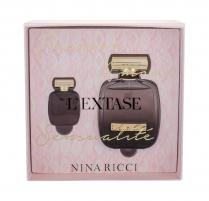 Parfimērijas ūdens Nina Ricci L´Extase Eau de Parfum 50ml (Rinkinys 7)