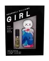 Parfimērijas ūdens Pharrell Williams Girl Eau de Parfum 100ml (Rinkinys 7) Smaržas sievietēm