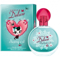 Perfumed water Pussy Deluxe Cherry Cat EDP 30 ml