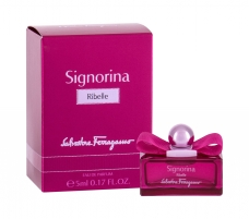 Perfumed water Salvatore Ferragamo Signorina Ribelle EDP 5ml