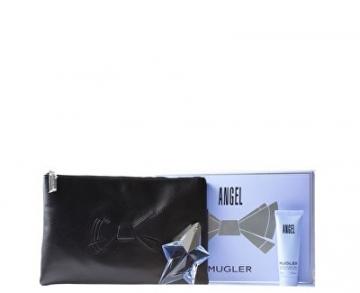 Perfumed water Thierry Mugler Angel EDP 25 ml (Set 8)