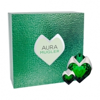 Perfumed water Thierry Mugler Aura EDP 50ml (Set)