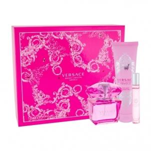Parfumuotas vanduo Versace Bright Crystal Absolu EDP 90ml (Rinkinys 8)