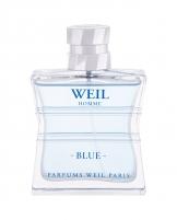 Parfimērijas ūdens WEIL Homme Blue EDP 100ml Smaržas vīriešiem