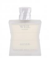 Parfumuotas vanduo WEIL Homme Silver EDP 100ml Kvepalai vyrams