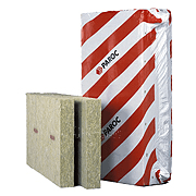 PAROC Linio 10 rendered facade slab ( non-combustible stone wool insulation) 100x1200x600