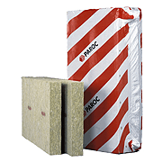 PAROC Linio 10 rendered facade slab ( non-combustible stone wool insulation) 50x1200x600
