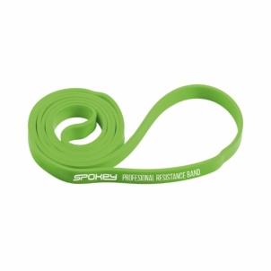 Pasipriešinimo guma Spokey POWER II, light - šviesiai žalia Juostos mankštai
