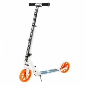 Paspirtukas Alu-Roller Zero 8 Authentic Paspirtukai, balansiniai dviračiai