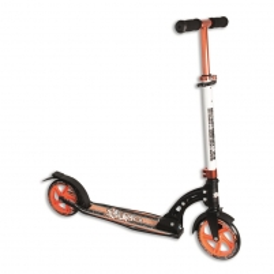 Paspirtukas Authentic NoRules 180 Orange-Black Paspirtukai, balansiniai dviračiai