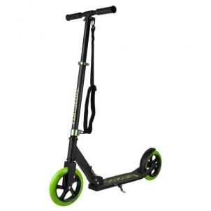 Paspirtukas Funscoo 200- Low Deck black/green 200mm Paspirtukai, balansiniai dviračiai
