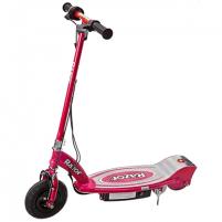 Paspirtukas Razor E100 Electric Scooter - Pink Paspirtukai, balansiniai dviračiai