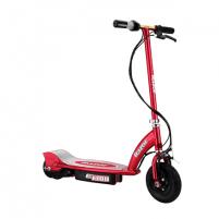 Paspirtukas Razor E100 S Electric Scooter - Red Paspirtukai, balansiniai dviračiai