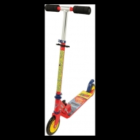 Paspirtukas Smoby Cars 3- Foldable 2 wheels scooter