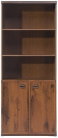 Pastatoma lentyna Indiana JREG2DO ąžuolas suter Mēbeļu kolekcijas, indiana
