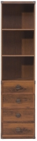 Pastatoma lentyna Indiana JREG4SO/50 ąžuolas suter Mēbeļu kolekcijas, indiana
