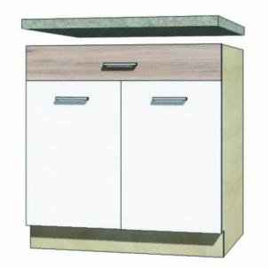Pastatoma spintelė Econo ECO-6D Virtuvės spintelių kolekcija Econo