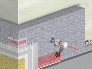 Pastatų šilumos izoliacijos sistema BAUMIT STAR SYSTEM Pastatų šilumos izoliacijos sistemos