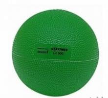 Pasunkintas kamuolys Heavymed 0,5 kg Exercise balls
