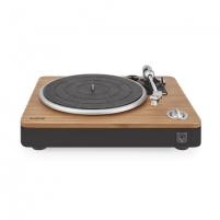 Patefonas Marley Stir It Up Turntable, RCA, Signature Black Muzikiniai centrai, patefonai
