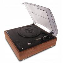 Patefonas Toshiba TY-LP 30 t wood Muzikiniai centrai, patefonai