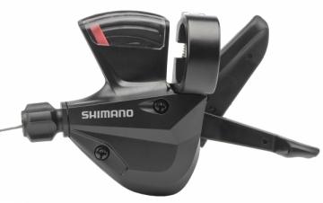 Pavarų perjungimo rankenėlė Shimano ALTUS SL-M310 3-speed . Velosipēdu šasija/pārvades sistēmas