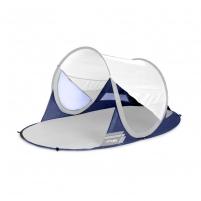 Pavėsinė Spokey STRATUS, balta/mėlyna Touring furniture