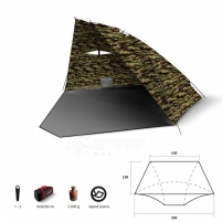 Pavėsinė Trimm Sunshield Camouflage