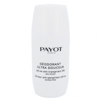 Payot Deodorant Ultra Douceur 24h Roll-On Cosmetic 75ml