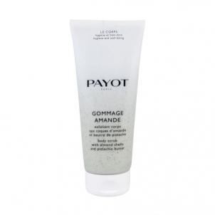 Payot Gommage Amande Body Scrub Cosmetic 200ml Stangrinamosios kūno priežiūros priemonės
