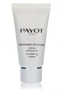 Payot Gommage Douceur Scrubbing Cream Cosmetic 200ml Kūno šveitikliai