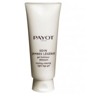 Payot Soin Jambes Legeres Cooling Light Legs Gel Cosmetic 200ml Kojų priežiūros priemonės