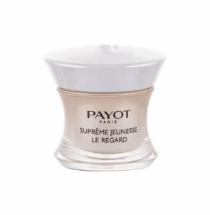 Payot Supreme Jeunesse Regard Eye Cream Cosmetic 15ml Paakių priežiūros priemonės
